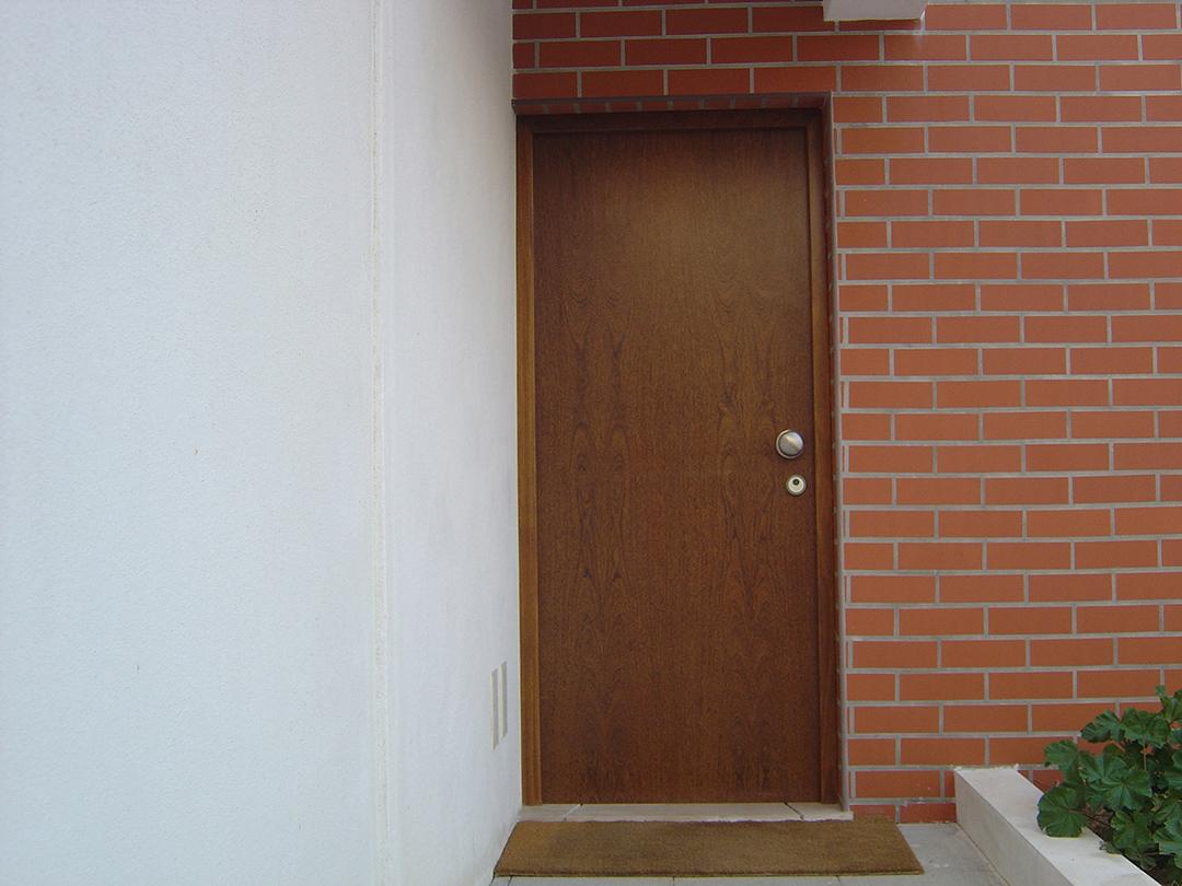Porta de entrada em Sucupira